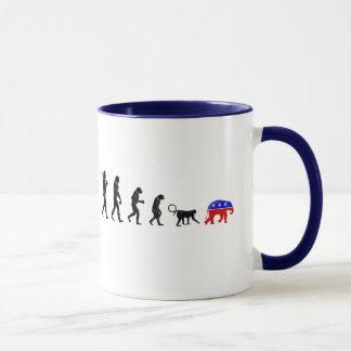The Democratic Theory of Devolution Mug
