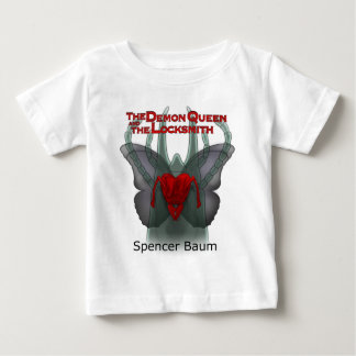 The Demon Queen and the Locksmith Baby T-Shirt