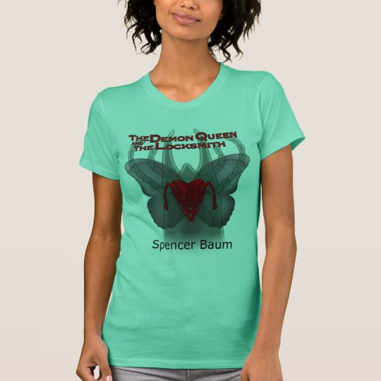 The Demon Queen and the Locksmith T-Shirt