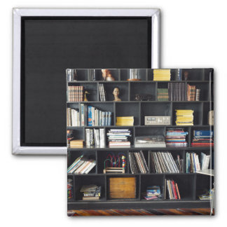The Den 2 Inch Square Magnet