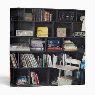 The Den Vinyl Binders