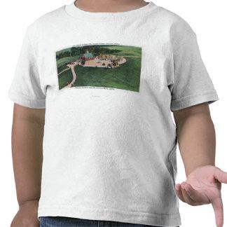 The Den Danske Landsby Danish Village T Shirts