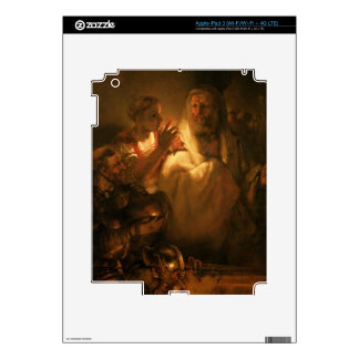 The Denial of St. Peter, 1660 (oil on canvas) iPad 3 Skins