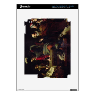 The Denial of St. Peter iPad 3 Skins