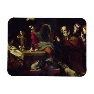 The Denial of St. Peter Magnet