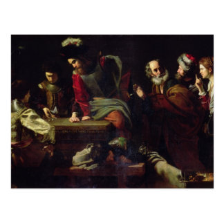 The Denial of St. Peter Postcard