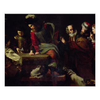 The Denial of St. Peter Poster
