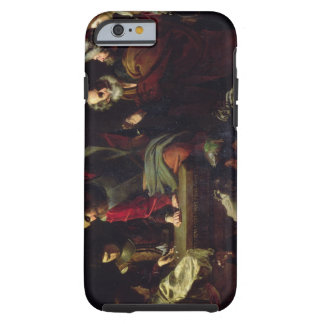 The Denial of St. Peter Tough iPhone 6 Case