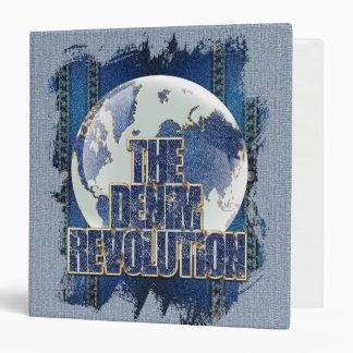 The Denim Revolution Binder