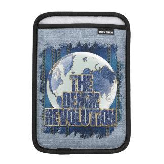 The Denim Revolution iPad Mini Sleeve