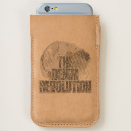 The Denim Revolution iPhone 6/6S Case