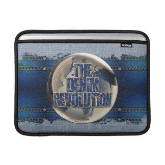 The Denim Revolution MacBook Air Sleeve