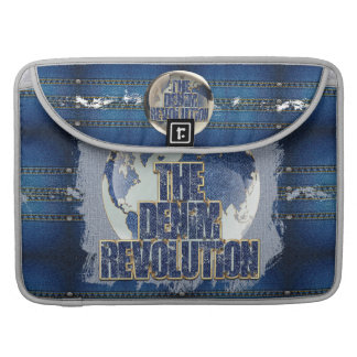 The Denim Revolution Sleeve For MacBook Pro