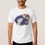 The dentist explained with a dental model t shirt