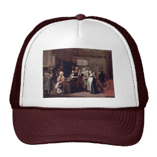 The Denunciation By Hogarth William (Best Quality) Hats