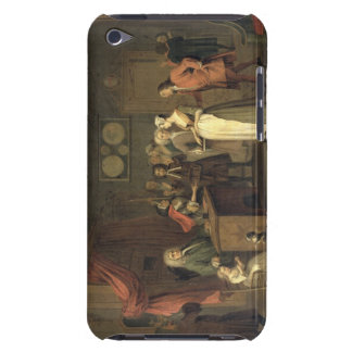 The Denunciation (oil on canvas) Barely There iPod Case