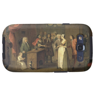The Denunciation oil on canvas Samsung Galaxy SIII Covers