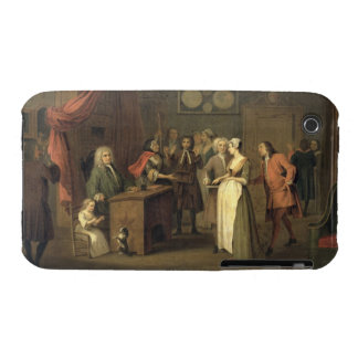 The Denunciation oil on canvas iPhone 3 Case-Mate Case