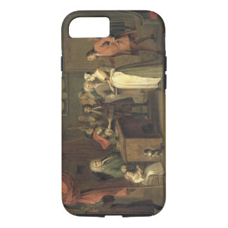The Denunciation (oil on canvas) iPhone 8/7 Case