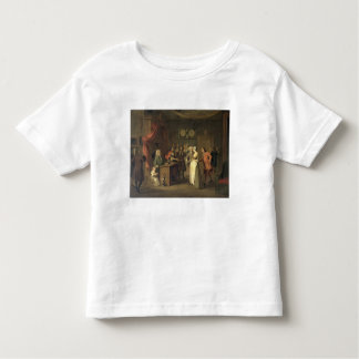 The Denunciation (oil on canvas) Toddler T-shirt