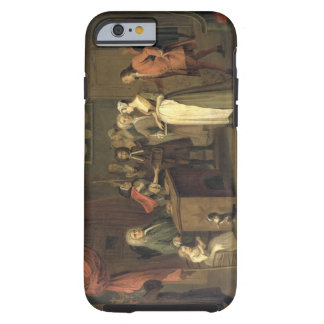 The Denunciation (oil on canvas) Tough iPhone 6 Case