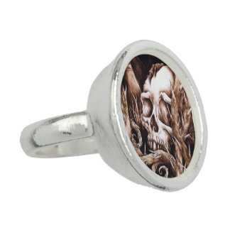 The Departed - Death's Head Ring