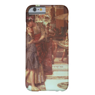 The Departure, 1880 (oil on panel) Barely There iPhone 6 Case