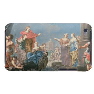 The Departure of Aeneas Barely There iPod Cover