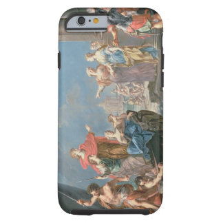 The Departure of Aeneas Tough iPhone 6 Case