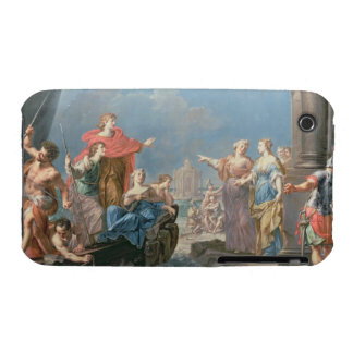 The Departure of Aeneas Case-Mate iPhone 3 Cases