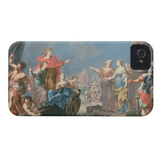 The Departure of Aeneas Case-Mate iPhone 4 Cases