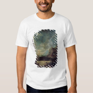 The Departure of Aeneas from Carthage T-Shirt
