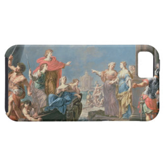 The Departure of Aeneas iPhone SE/5/5s Case