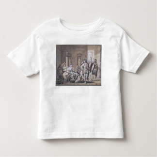 The Departure of Hector, c.1812 Toddler T-shirt
