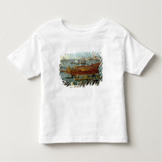 The Departure of the 'Bucentaur' Toddler T-shirt