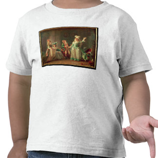 The Departure of the Dragoon Guard, 1774-1819 T-shirts