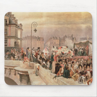 The Departure of the Volunteers 1792 Mouse Pad
