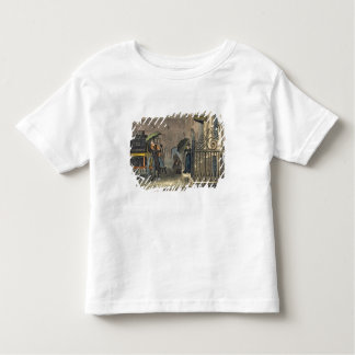 The Departure, plate from 'Poetical Sketches of Sc Toddler T-shirt