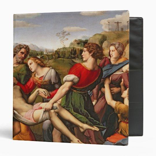 The Deposition, 1507 3 Ring Binder