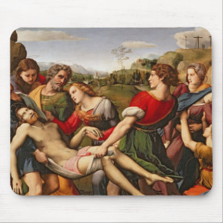 The Deposition, 1507 Mouse Pad