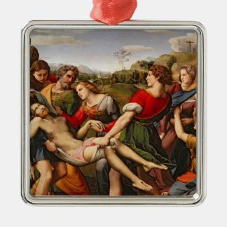 The Deposition, 1507 Christmas Ornament