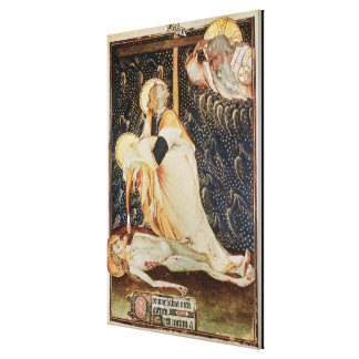 The Deposition of Christ Canvas Print
