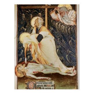 The Deposition of Christ Postcard