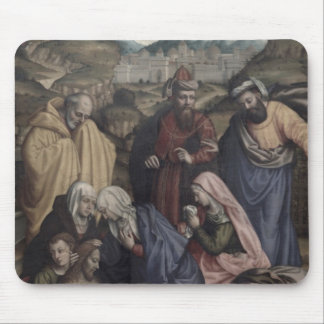 The Deposition (oil on canvas) Mouse Pad