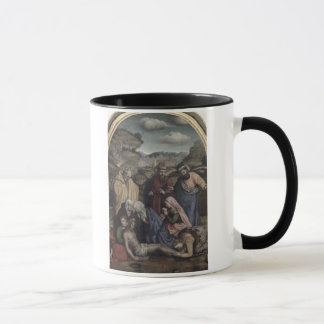The Deposition (oil on canvas) Mug