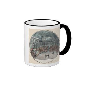 The Deputies of the Commune Meeting Coffee Mug