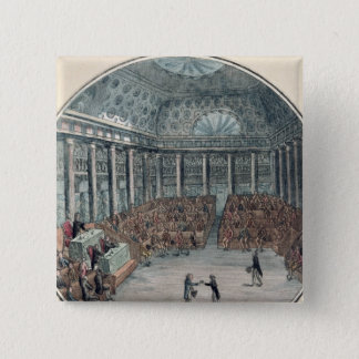 The Deputies of the Commune Meeting Pinback Button