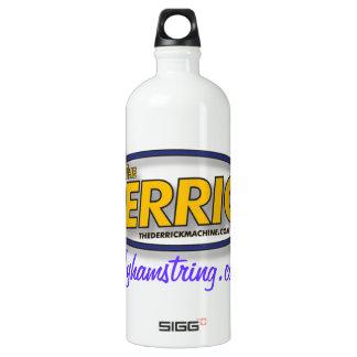 The Derrick machine Hamstring development Muscle Water Bottle
