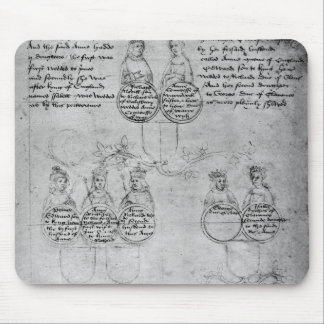 The Descendants of Countess Anne, c.1483 Mouse Pads