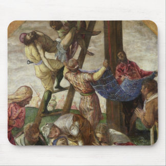 The Descent from the Cross, c.1560-65 Mouse Pad